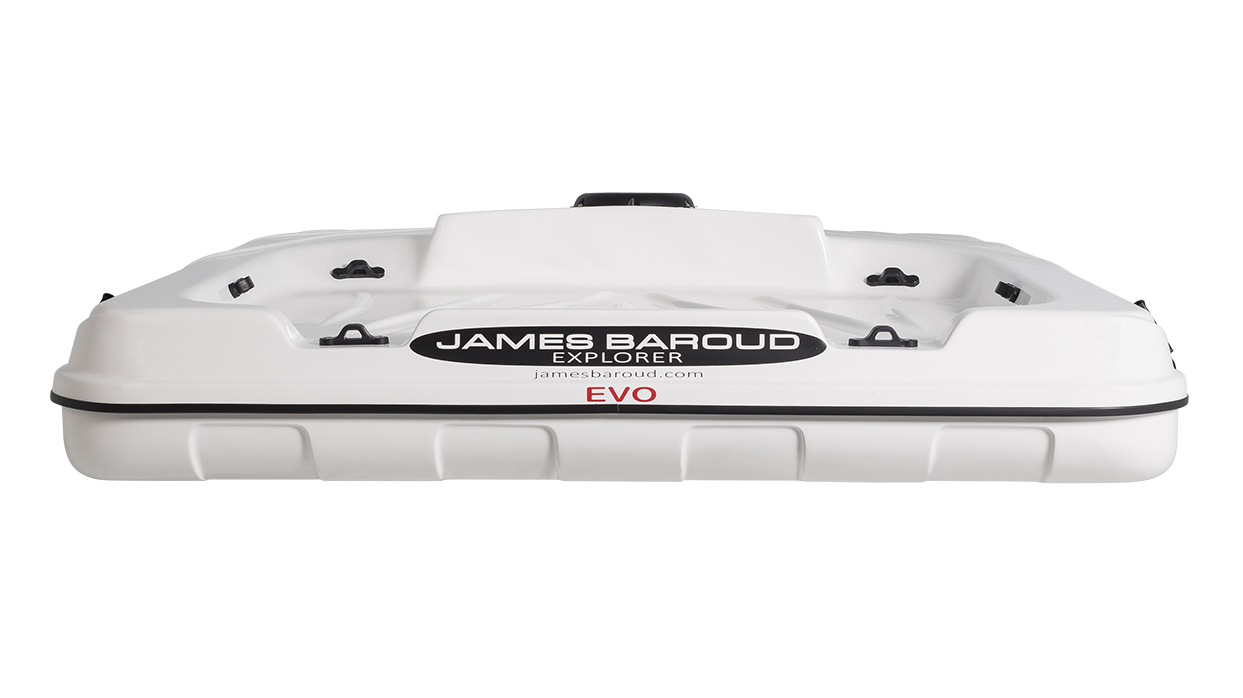 James Baroud Evasion Explorer